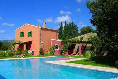 Property with very Big Land Plot Corfu Greece. Corfu Homes 4