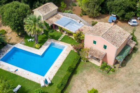 Property with very Big Land Plot Corfu Greece. Corfu Homes 6