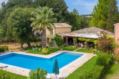 Property with very Big Land Plot Corfu Greece. Corfu Homes 7