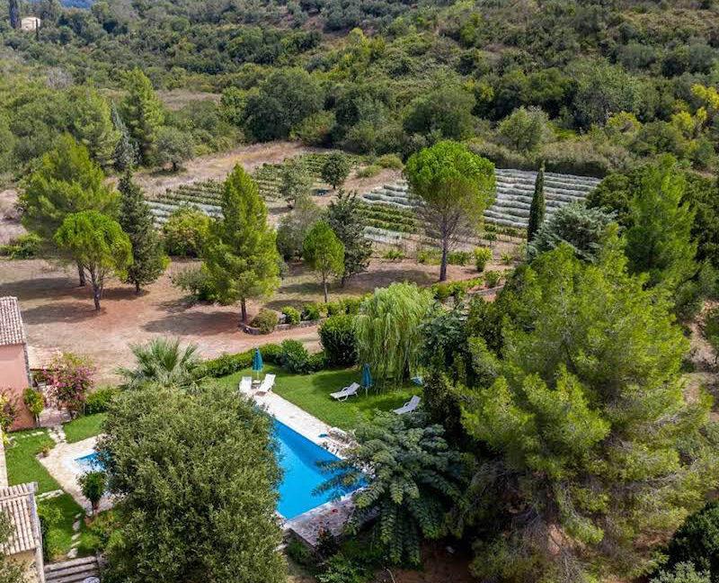 Property with very Big Land Plot Corfu Greece. Corfu Homes 8