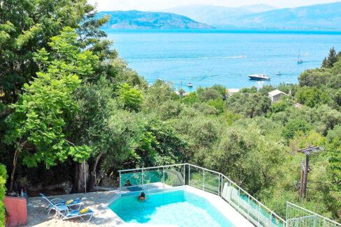 Sea View Property Corfu Greece. Corfu Homes for Sale 13