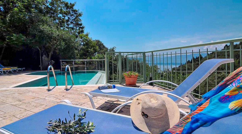 Sea View Property Corfu Greece. Corfu Homes for Sale 15