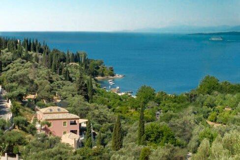 Sea View Property Corfu Greece. Corfu Homes for Sale 2