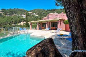 Sea View Property Corfu Greece. Corfu Homes for Sale