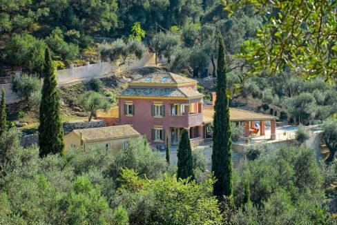 Sea View Property Corfu Greece. Corfu Homes for Sale 40