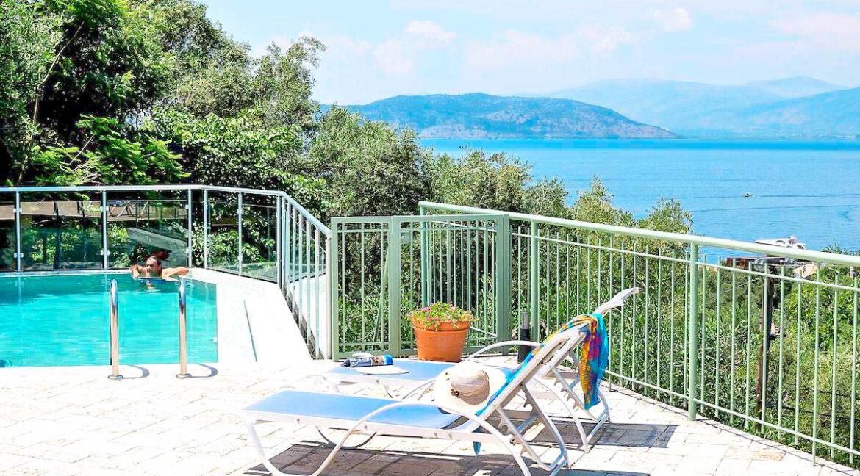 Sea View Property Corfu Greece. Corfu Homes for Sale 41