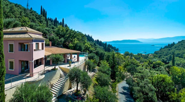 Sea View Property Corfu Greece. Corfu Homes for Sale 7