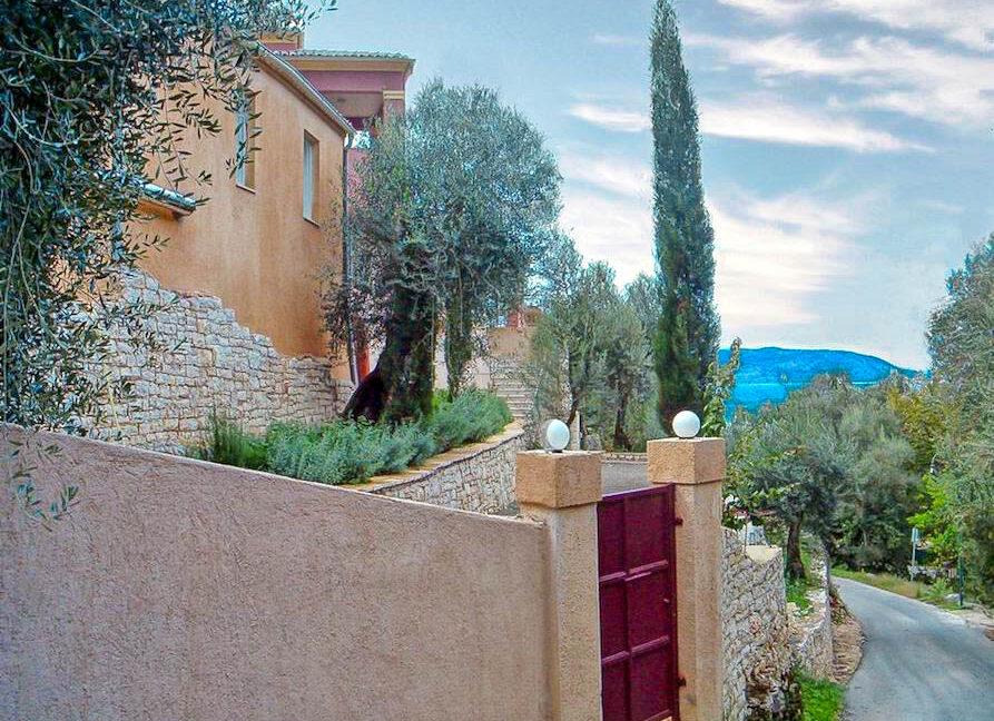Sea View Property Corfu Greece. Corfu Homes for Sale 9