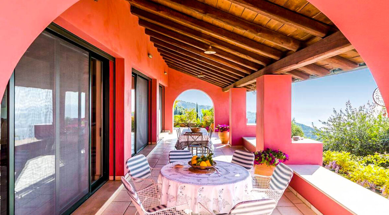 Sea View Villa Corfu for sale, Corfu Properties 12