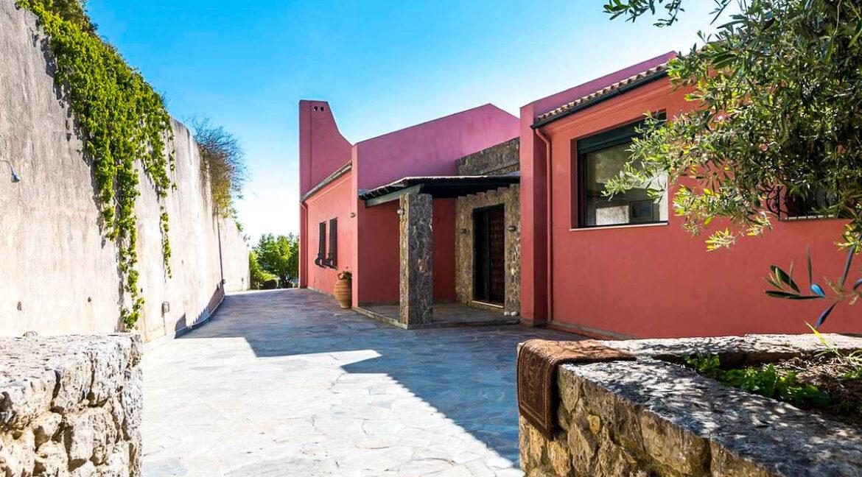 Sea View Villa Corfu for sale, Corfu Properties 13
