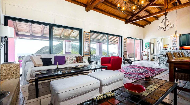 Sea View Villa Corfu for sale, Corfu Properties 2