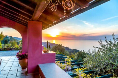 Sea View Villa Corfu for sale, Corfu Properties 21