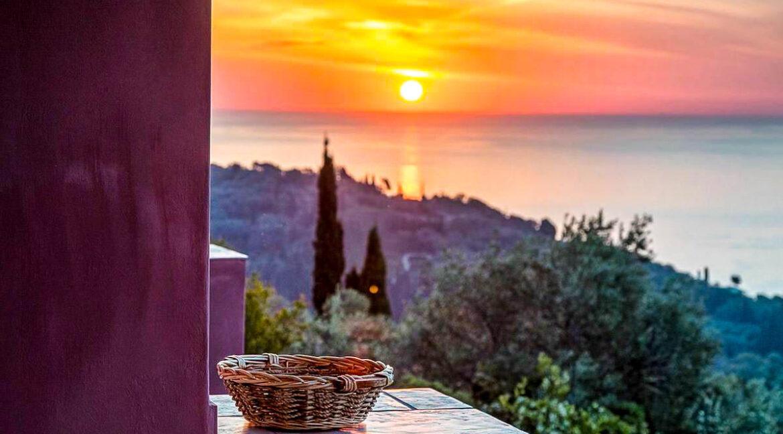 Sea View Villa Corfu for sale, Corfu Properties 22