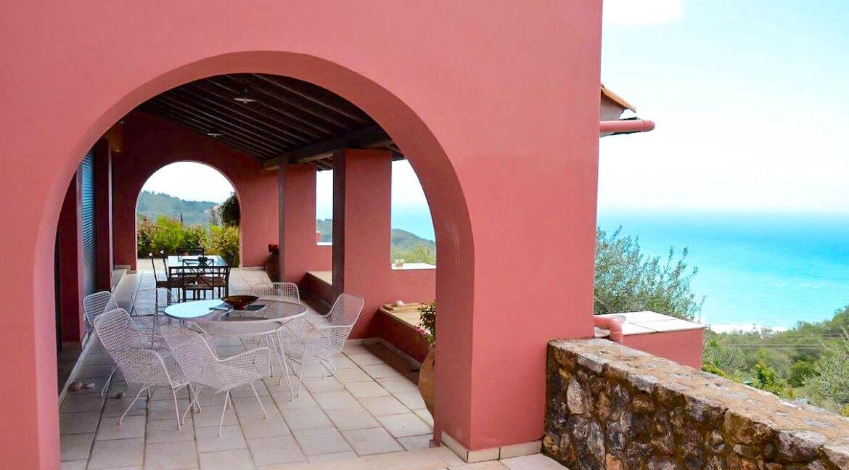 Sea View Villa Corfu for sale, Corfu Properties 24