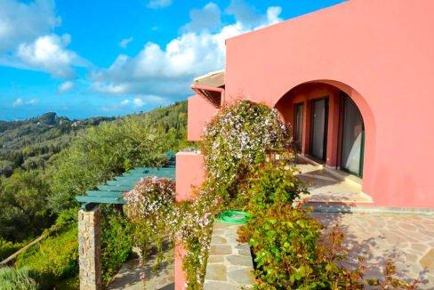 Sea View Villa Corfu for sale, Corfu Properties 25