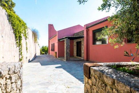 Sea View Villa Corfu for sale, Corfu Properties 29