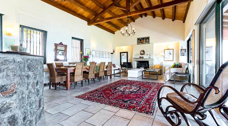 Sea View Villa Corfu for sale, Corfu Properties 3