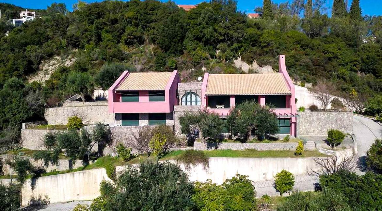 Sea View Villa Corfu for sale, Corfu Properties 31
