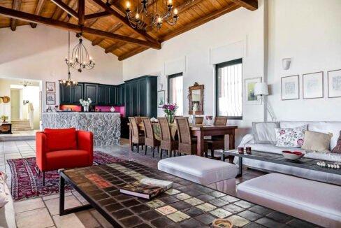 Sea View Villa Corfu for sale, Corfu Properties 5