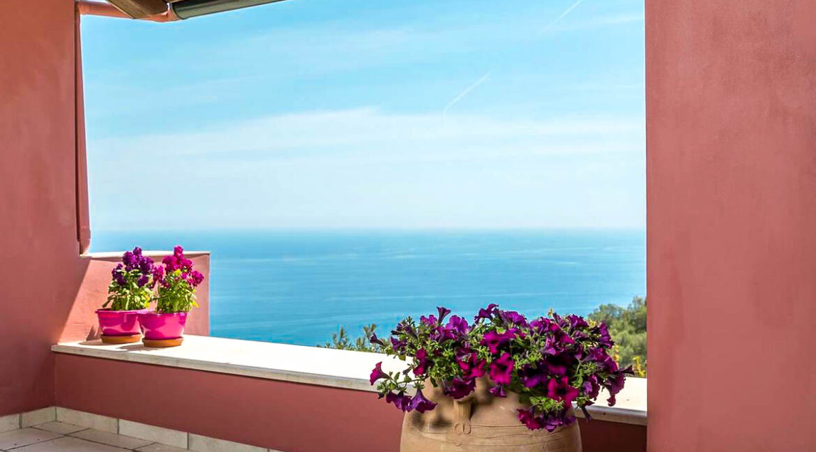 Sea View Villa Corfu for sale, Corfu Properties