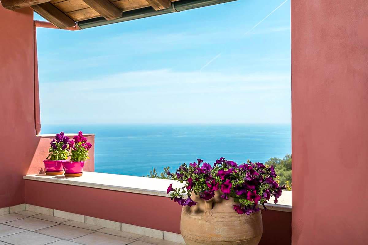 Sea View Villa Corfu for sale, Agios Gordios, Central West Corfu