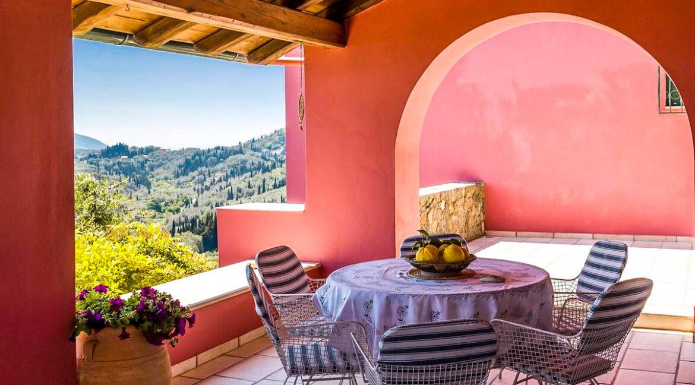 Sea View Villa Corfu for sale, Corfu Properties 7