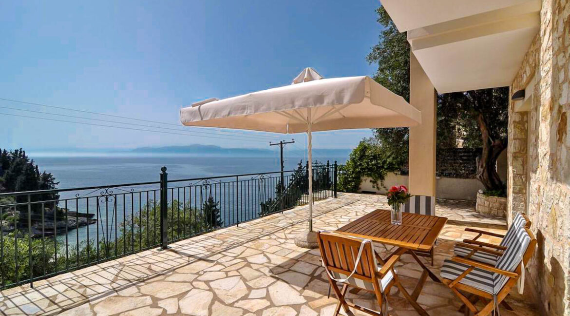 Sea View Villa Paxos Island, Paxos Greece Property