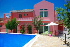 Seafront Boutique Hotel in Lefkada for sale. Lefkas Hotel Sales 1