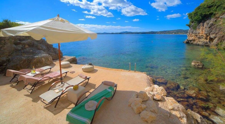 Seafront Estate in Corfu Greece. Luxury Homes in Corfu Greece 12