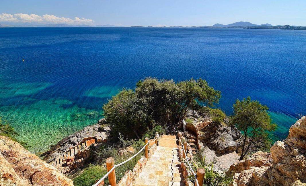 Seafront Estate in Corfu Greece. Luxury Homes in Corfu Greece 2