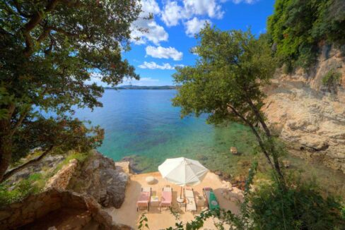 Seafront Estate in Corfu Greece. Luxury Homes in Corfu Greece 20