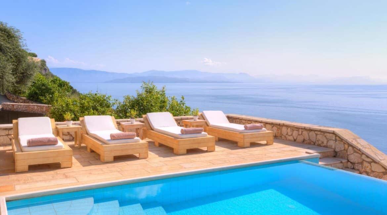 Seafront Estate in Corfu Greece. Luxury Homes in Corfu Greece 34