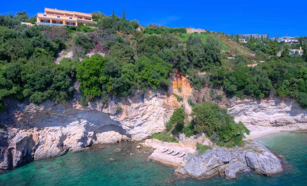 Seafront Estate in Corfu Greece. Luxury Homes in Corfu Greece 36