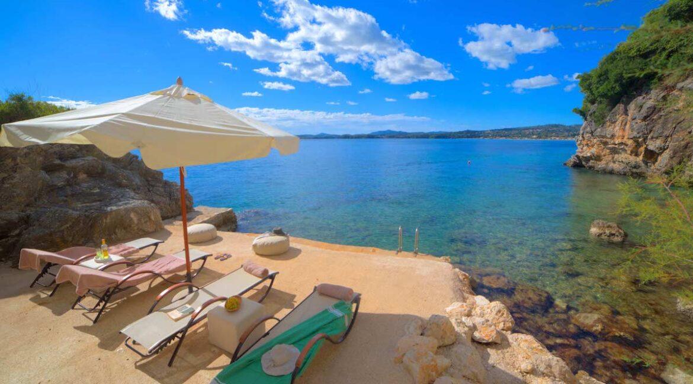 Seafront Estate in Corfu Greece. Luxury Homes in Corfu Greece 37