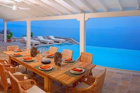 Seafront Estate in Corfu Greece. Luxury Homes in Corfu Greece 4