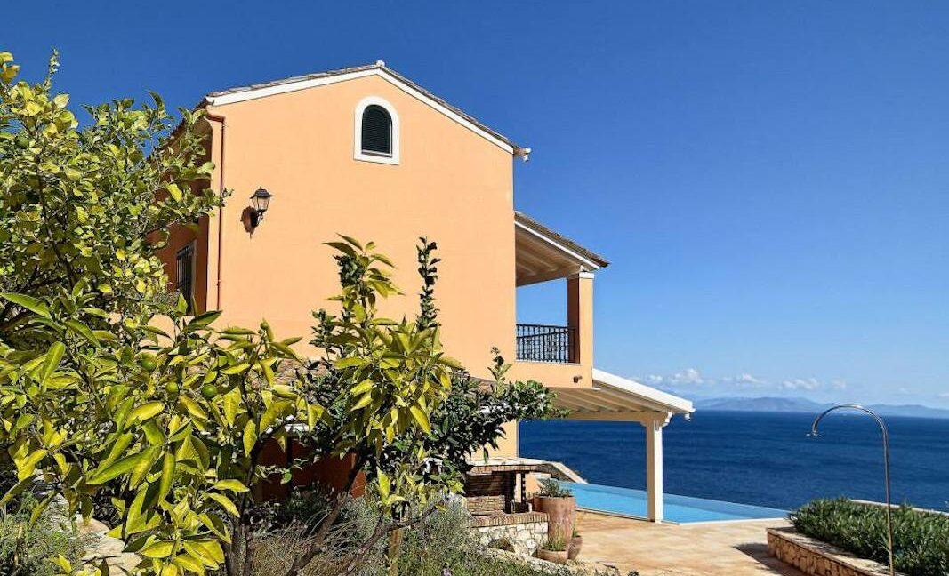 Seafront Estate in Corfu Greece. Luxury Homes in Corfu Greece 6