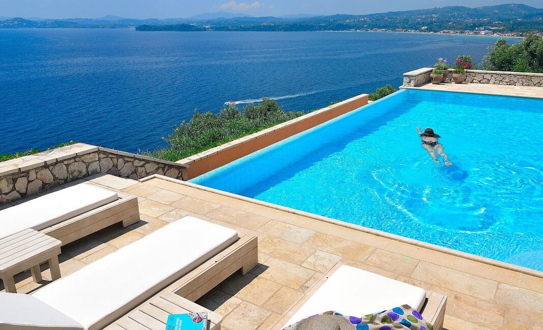 Seafront Estate in Corfu Greece. Luxury Homes in Corfu Greece 7