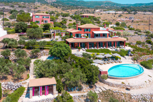 Seafront Estate in Zakynthos, Seafront Properties 35
