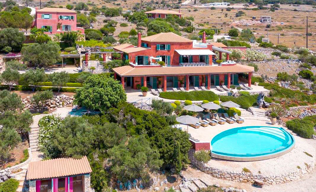 Seafront Estate in Zakynthos, Seafront Properties 4