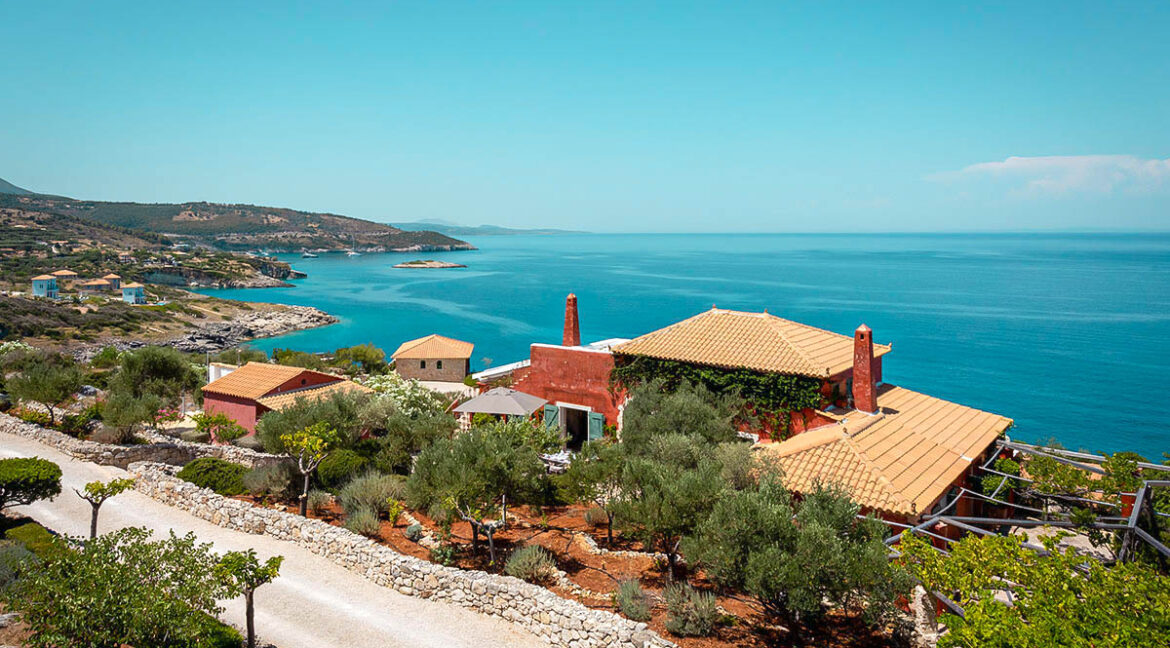 Seafront Estate in Zakynthos, Seafront Properties 40