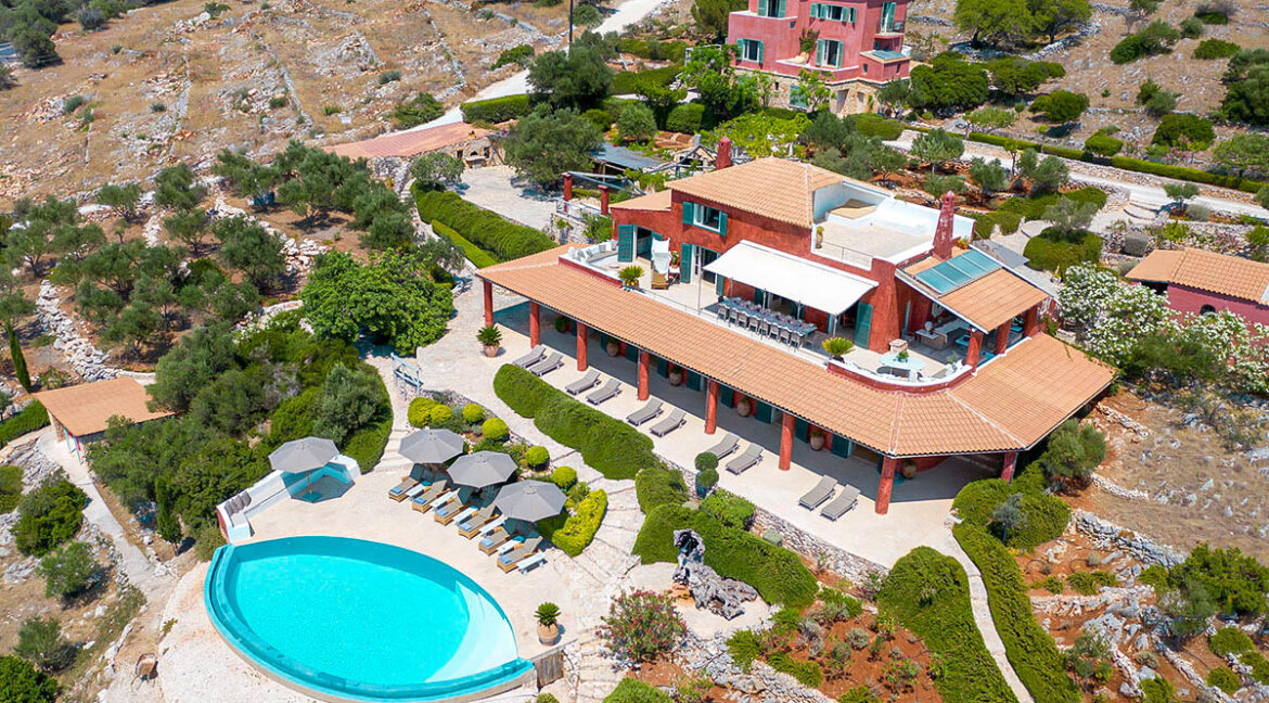 Seafront Estate in Zakynthos, Seafront Properties