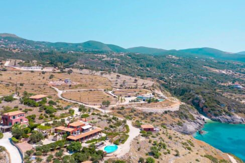 Seafront Estate in Zakynthos, Seafront Properties 5