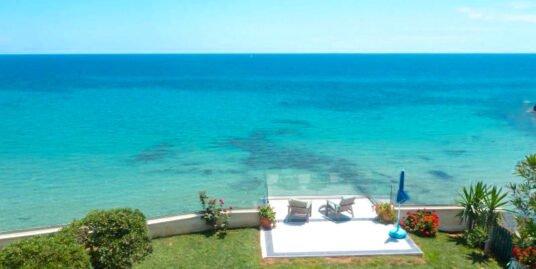 Seafront House in Corfu for sale, Halikounas South Corfu