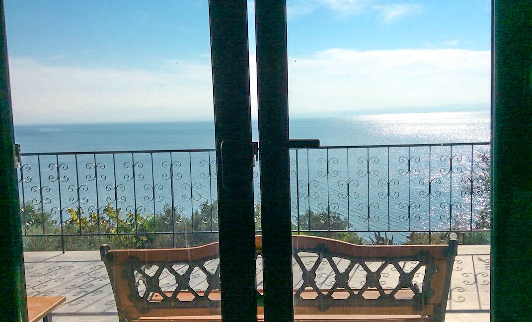Seafront House in Evia Greece. Seafront Property in Euboea Greece 13