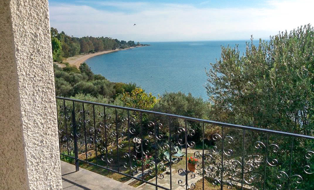 Seafront House in Evia Greece. Seafront Property in Euboea Greece 20