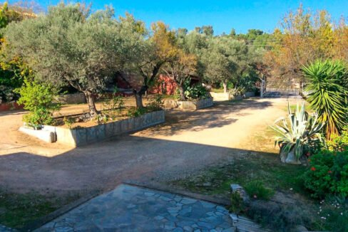 Seafront House in Evia Greece. Seafront Property in Euboea Greece 21