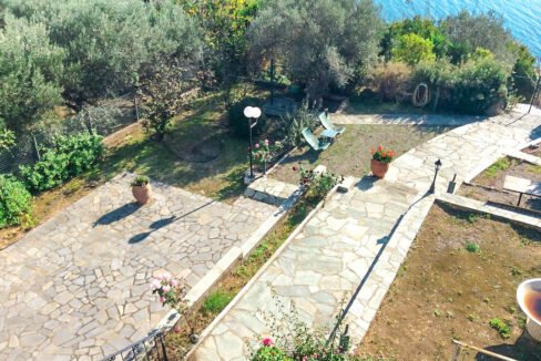 Seafront House in Evia Greece. Seafront Property in Euboea Greece 23