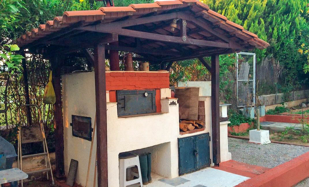 Seafront House in Evia Greece. Seafront Property in Euboea Greece 24