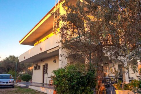 Seafront House in Evia Greece. Seafront Property in Euboea Greece 25