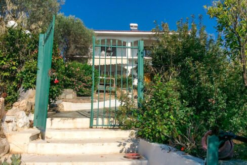 Seafront House in Evia Greece. Seafront Property in Euboea Greece 26